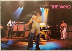 PRL-1979-THE-WHO-MUSIC-BAND-ROCK-VINTAGE-AFFICHE-PRINT-ART-POSTER-COLLECTION