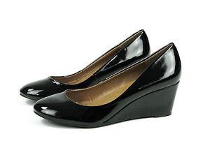Inch Wedge Heel Shoes