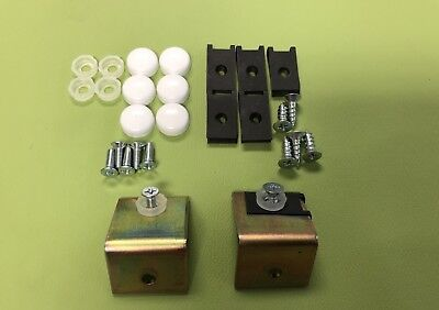 Belmont Dental Cover Pieces Mounting Hardware Kit