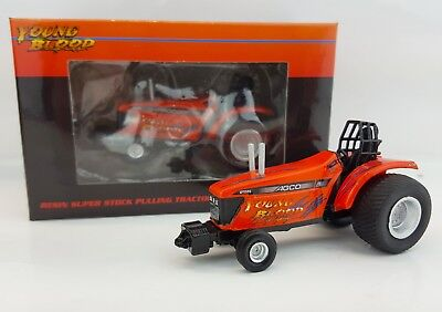 2018 SpecCast 1:64 AGCO *YOUNG BLOOD* DT225 Tractor Puller *NIB*
