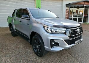 2018 Toyota Hilux Rogue (4x4) 2.8L Turbo Diesel Dual Cab AUTOMATIC Lambton Newcastle Area Preview