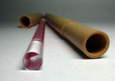 Ruby Rod For Laser 180.5 120 Mm X 10 5 Mm