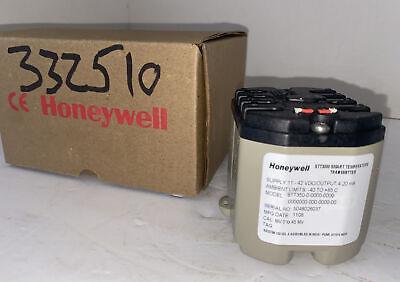 Honeywell Stt3000 11-42 Vdcoutput 4-20 Ma Smart Temperature Transmitter