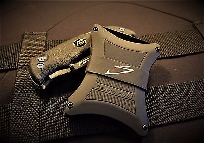 Tactical Military Minimalist Wallet by Bench Built