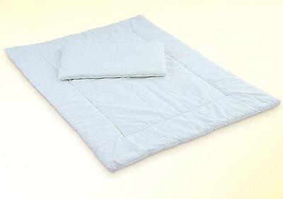 Kinder Bettdecke und Kissen für Kinderbett 70x140 und 60x120 cm