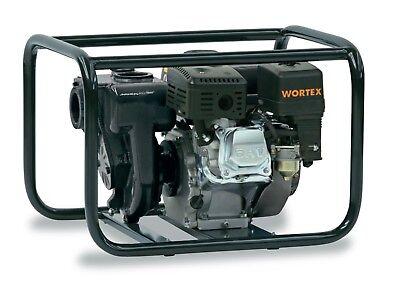 Power Pump 4T Petrol WORTEX Lwg 3 With Engine Loncin 6,5 HP Irrigation