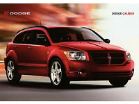 Prospekt 2008 Dodge Journey 5 08 brochure Autoprospekt Auto Pkw Amerika US car