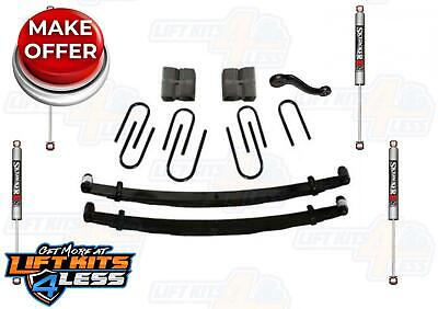 "Skyjacker 4"" Lift Kit w/M95 Shk for 74-93 Dodge Ram Charger/Plymouth Trailduster"