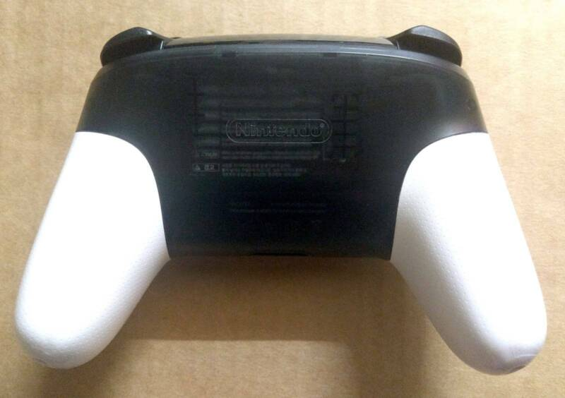 Official Nintendo Switch Pro Controller - Super Smash Bros