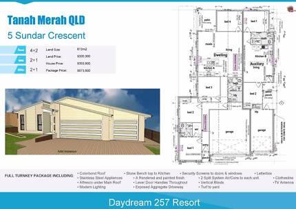Dual Income Dual Properties - Tanah Merah - 4 bed + 2 bed + 3 Car