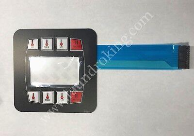 112583 Keypad For American Dryer Phase 7.4.2 Coin Dmc