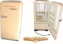 Vintage Hallstrom Refrigerator Croydon Park Canterbury Area Preview