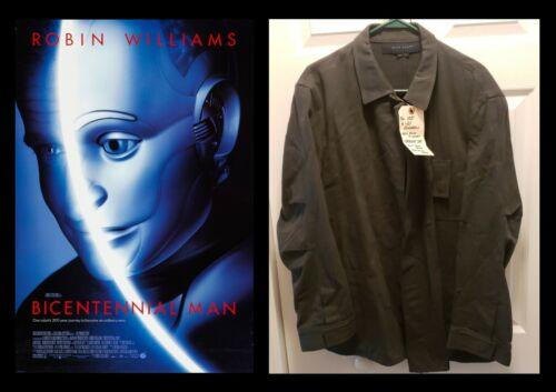 Bicentennial Man - Robin Williams Screen Worn Wardrobe Jacket w/Tag & COA