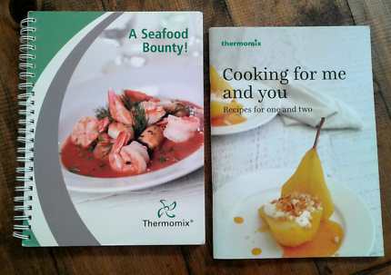 Thermomix cookbook pack - $10
