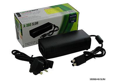 Alta Calidad Fuente de Alimentación para Xbox 360 S Fino Cargador Red...