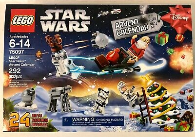 LEGO Star Wars Advent Calendar #75097 (RETIRED 2015) - New in Sealed Box