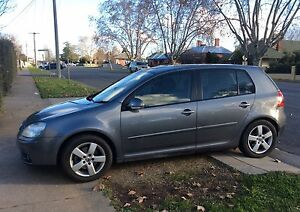 2009 Volkswagen Golf Hatchback Wangaratta Wangaratta Area Preview