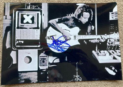 Depeche Mode's Martin Gore Autographed Photo with COA