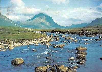 uk35764 marsco from glen sligachan isle of skye scotland  uk lot 3 uk