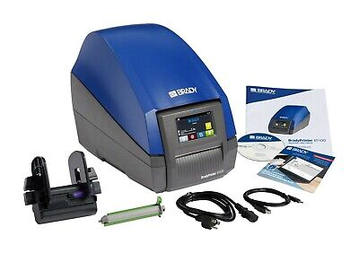 Brady I5100 300dpi Industrial Label Printer Wproduct And Wire Id 149452