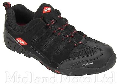 Lee Cooper Safety Shoe Steel Toe Cap The Best Looking Ladies Work Trainer (Best Safety Toe Work Shoes)