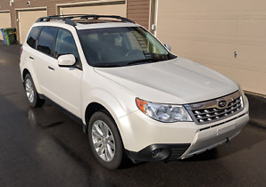 2011 Subaru Forester Limited - Low KMs *CONDITIONALLY SOLD