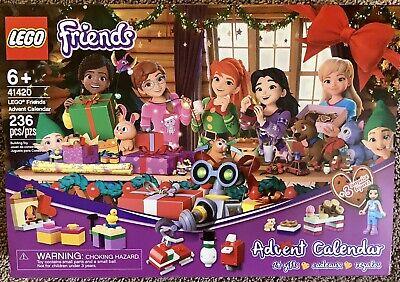 LEGO LEGO Friends Advent Calendar LEGO Friends (41420) **BRAND NEW IN BOX**