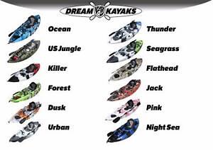 DREAM CATCHER 9 FISHING KAYAK PERTH