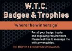 WTC Badges & Trophies