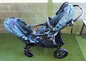 Baby Jogger City Select Teal with Second Seat Golden Beach Caloundra Area Preview