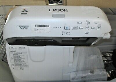 EPSON H665A BrightLink Pro 1430Wi Projector