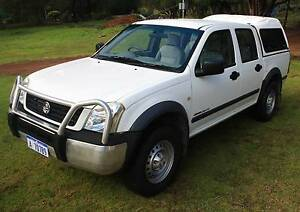2006 Holden Rodeo Ute 4x4 Albany Albany Area Preview