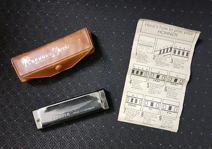 HARMONICA _ HOHNER special