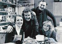 The Good Life Firmado 12x8 Foto Richard Briers, Felicity Kendal & Rosa Keith Coa -  - ebay.es