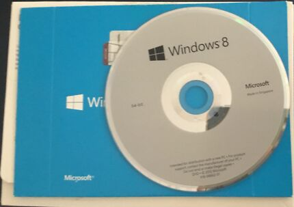 Windows 8 DVD ad key