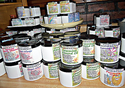 FREE S/H LOT of 2 $11.99 Organic X-Moisture Organic Body Butter