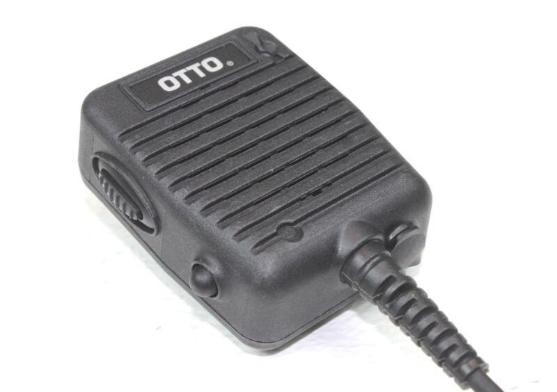 Otto V2-S2MF11111 Storm Prof. Speaker Mic 2.5mm Jack MOTOROLA APX XPR Models