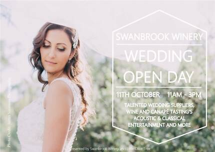 Swanbrook Winery Wedding Open Day Ellenbrook Swan Area Preview