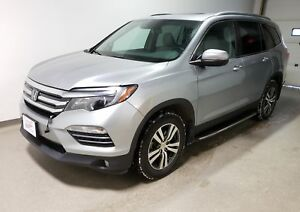 2017 Honda Pilot EX-L w/RES |Rmt Start|Certified -Just arrived