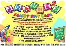 JOANNE'S FAMILY DAY CARE Blacktown Blacktown Area Preview