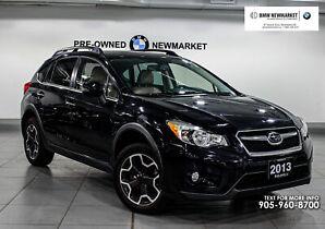 2013 Subaru XV Crosstrek Limited Pkg CVT -NO Accidents|LOW KMS|