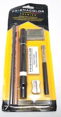 Eraser 7 Piece (7 Piece Prismacolor Premier Art Set, Pencils, Erasers, Sharpeners, Marker )
