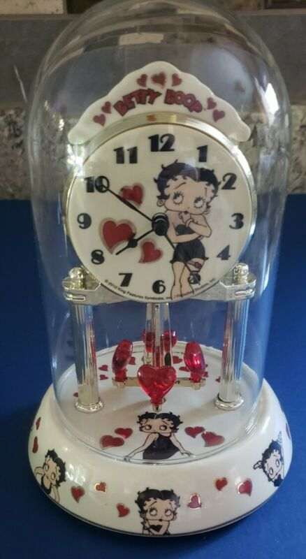 BETTY BOOP 2010 PORCELAIN ANNIVERSARY COLLECTOR