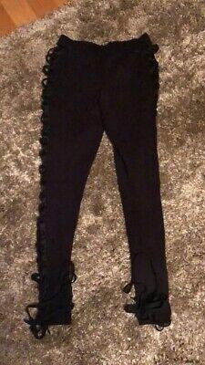 Puma Stretch Leggings (Puma women's stretch leggings size S Black )