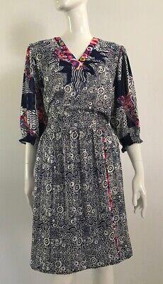 80s Dresses | Casual to Party Dresses Vintage 1980's Mayeelok Diane Freis Style Georgette Dress $52.42 AT vintagedancer.com