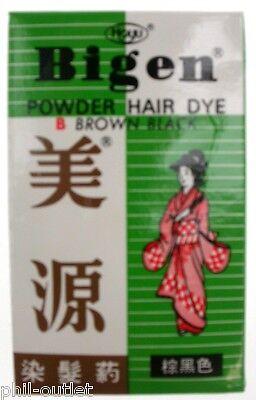 Bigen Powder Hair Dye (6g Ea) - Free Shipping