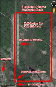 1/2 Section (320 acres) in Montney
