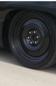 """22"""" gm steel wheels , rims and tires"""