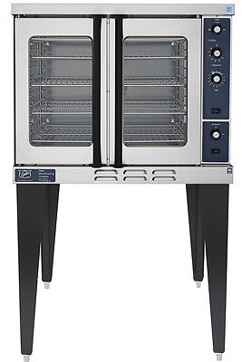 New Duke E101-e Commercial Single Deck Electric Baking Convection Oven W Legs