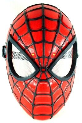The Amazing Spiderman 2 Mask Vision Light Up Marvel Kids Fun Fancy Dress Toy
